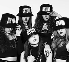 4Minute Displays More Comeback Details