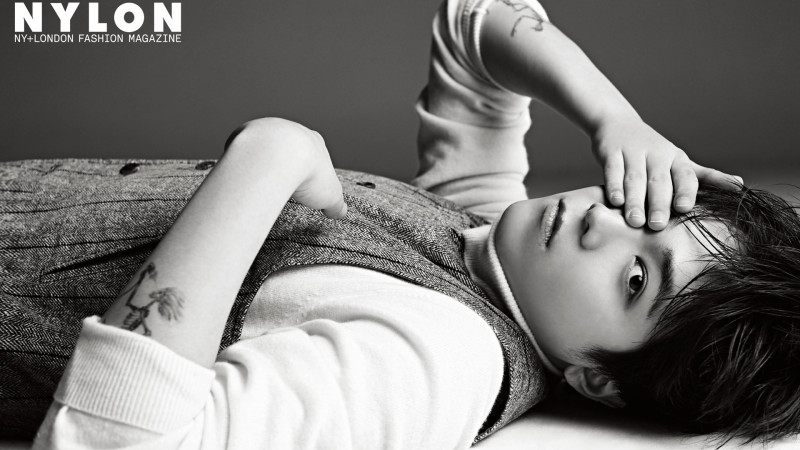 Lee Hongki Talks About His Solo Album With Fashion Magazine Nylon