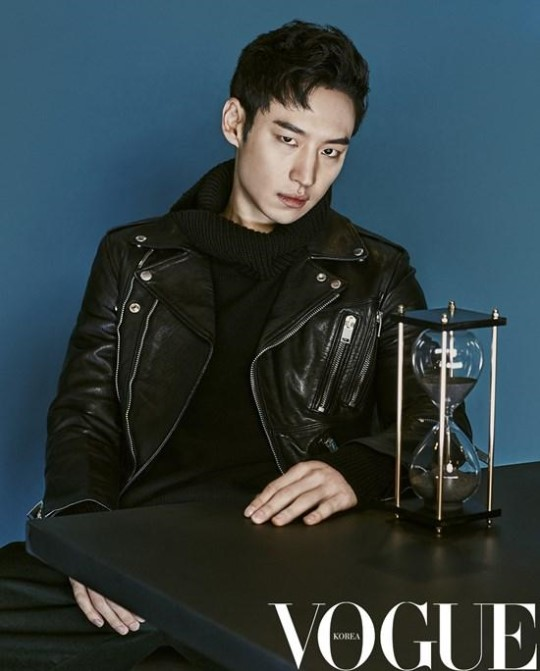 Lee Je Hoon and Jo Jin Woong Preview Their Drama in a Vogue Pictorial