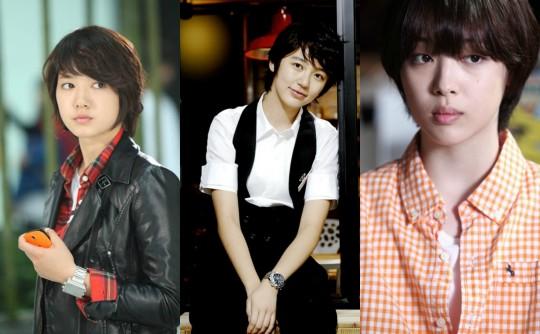 Park Shin Hye, Yoon Eun Hye, Sulli