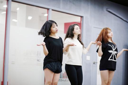 secret9 dance training 2