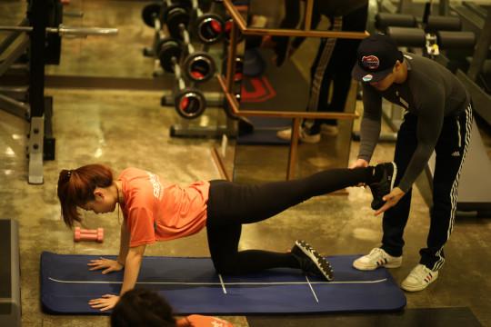 secret9 body training 2