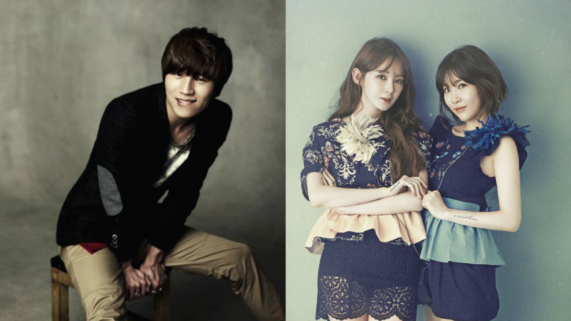 K.Will and Davichi Team Up for Digital Single