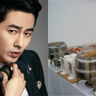 "Jo In Sung Treats ""Reply 1988″ Cast to a Buffet"