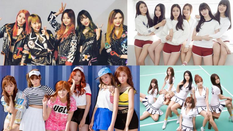 QUIZ: Which K-Pop Girl Organization Do You Belong In?