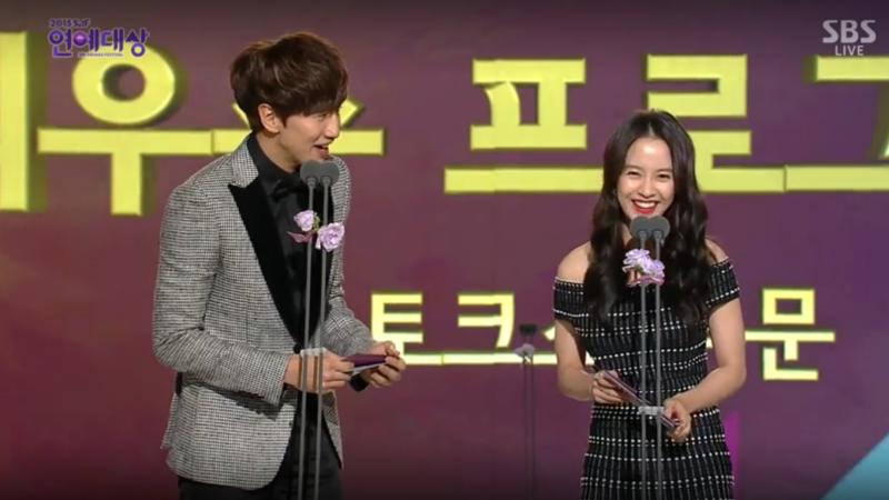 "Lee Kwang Soo Asks Song Ji Hyo to Rank Husband Prospective of ""Running Man"" Members"