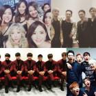 K-Pop Idols Share Their New Year's Greetings