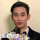 Kim Soo Hyun Responds to Receiving Best Couple Award With Cha Tae Hyun