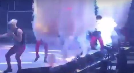 GOT7 Young Jae firework