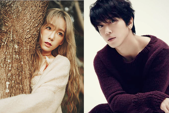 "Taeyeon and Jung Yong Hwa Are Welcomed to ""Please Take Care of My Refrigerator"" in New Photos"