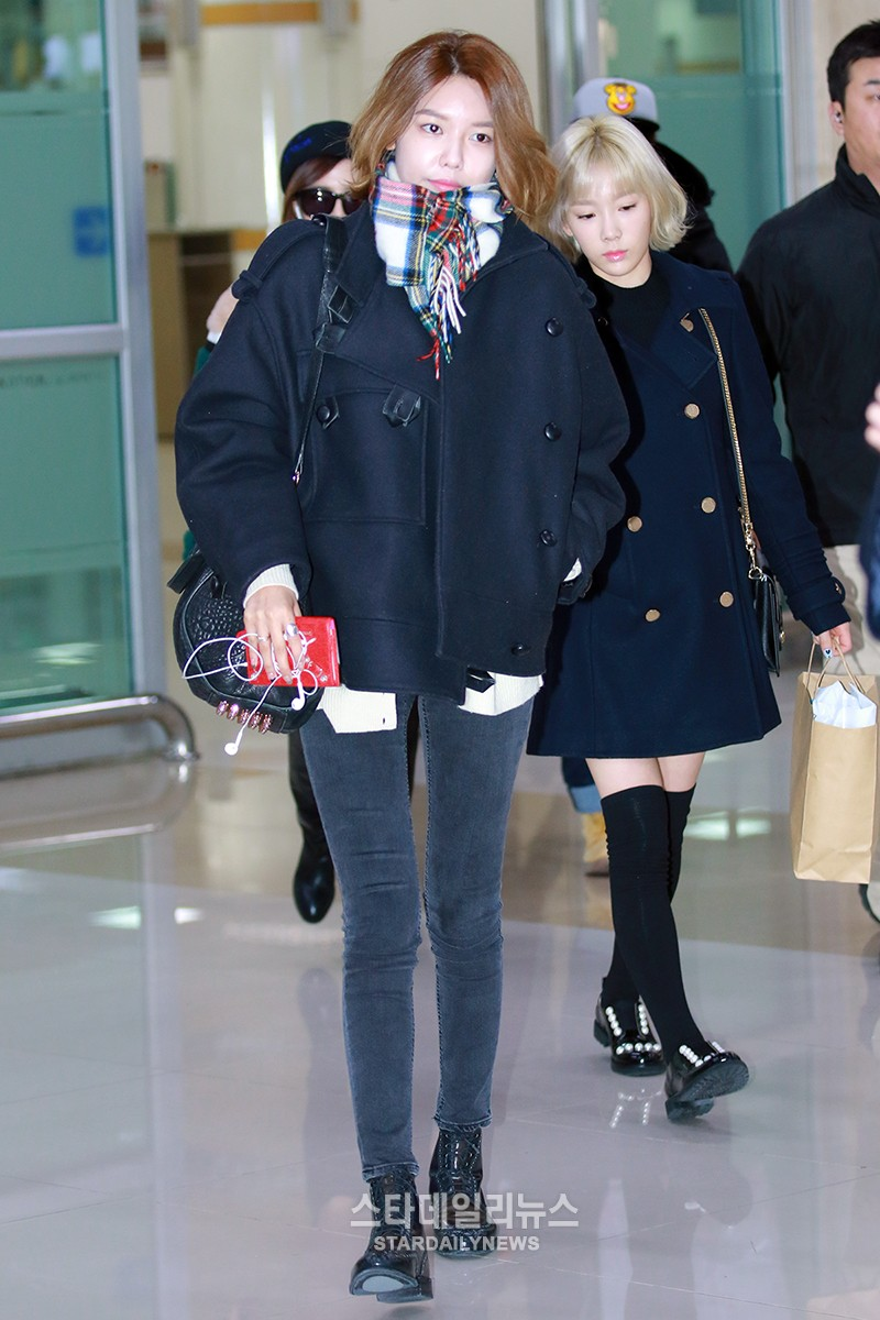160111 sooyoung airport