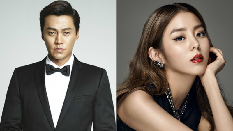 Lee Seo Jin and After Schools UEE to Changed into Husband and Wife in Upcoming Drama