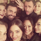 Actress Bae Doona Spotted in Miranda Kerr's Star-Studded Selfie