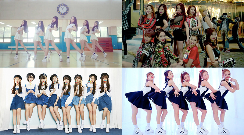 Video 53 K-Pop Girl Groups That Made Their Debut in 2015