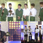 Winners of 25th Seoul Music Awards