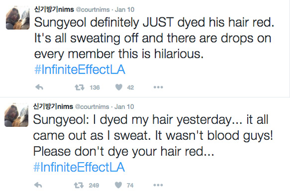 sungyeol-hair-tweets
