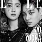 Girls' Generation's YoonA and EXO's Kai Couple Up for Charity Pictorial