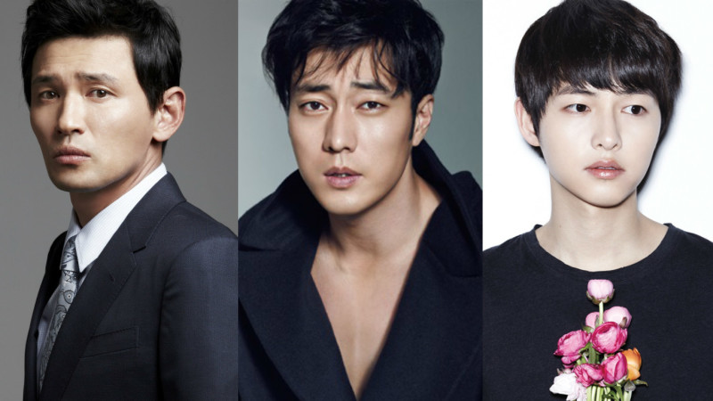 Hwang Jung Min, So Ji Sub, and Song Joong Ki to Star in a New Historical Film