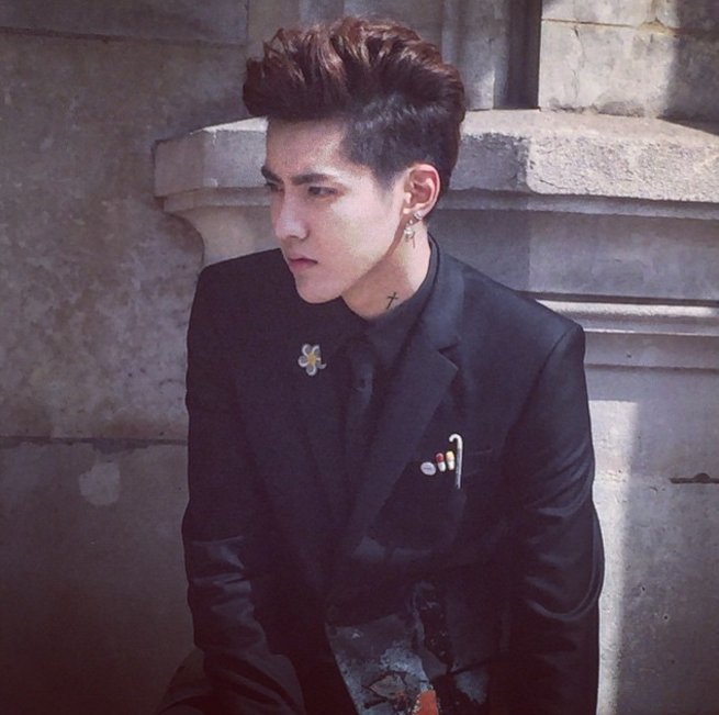 Kris (Wu Yi Fan) to Participate in NBA All-Star Celebrity Basketball Game