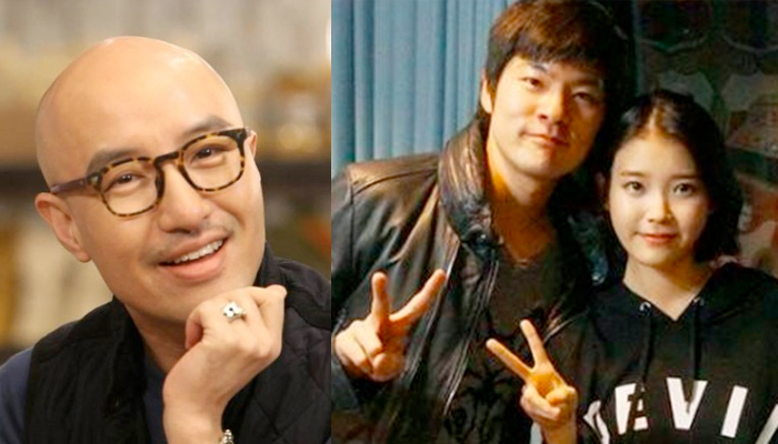 Hong Suk Chun Exhibits How He Helped IU and Jang Ki Ha Date Secretly