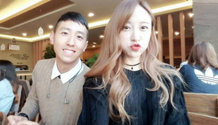 Hani Shows Off Her Handsome Brother on Instagram