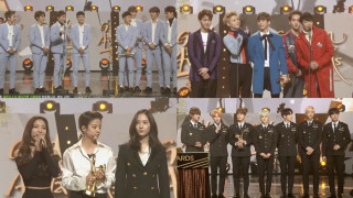 winners golden disc awards day two
