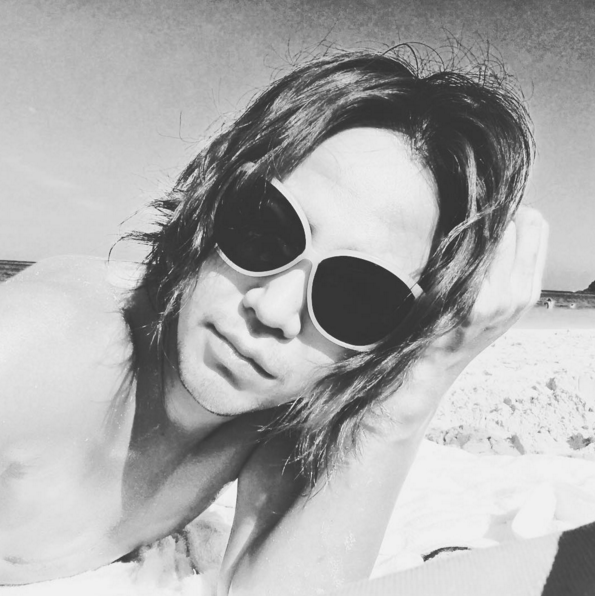 Jang Geun Suk Joins Instagram