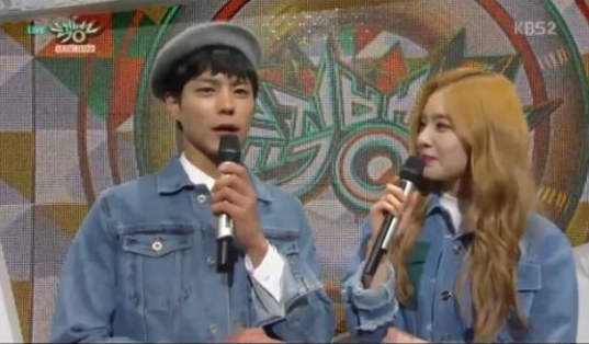 Park Bo Gum and Irene Promise to Grasp Fan Sign Event If Ratings Surpass 10 Percent