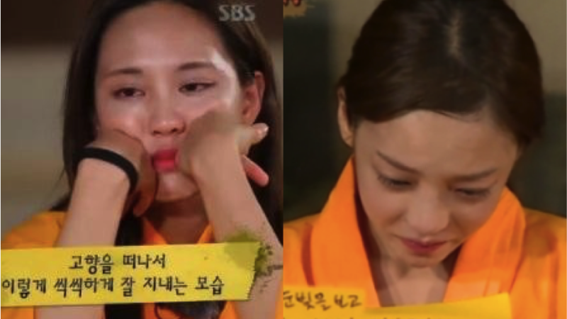 miss As Fei and Goo Hara Tear Up on Last Episode of Fists of Shaolin Temple