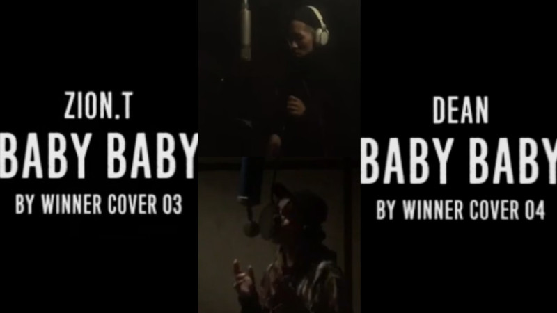 Watch: Zion.T and Dean Conceal Winners Baby Baby