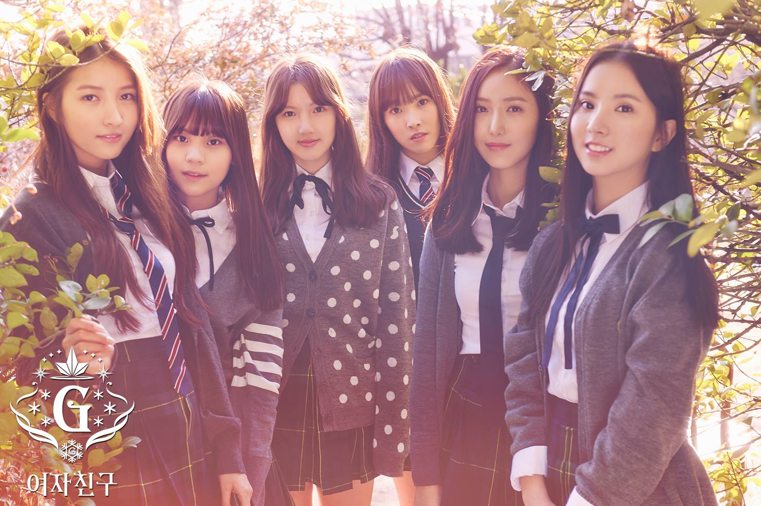 "GFRIEND Takes 5th Win for ""Rough"" on ""Inkigayo"""