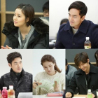 """Excitement Rises for """"Goodbye Mr. Black"""" With Script Reading Photos"""