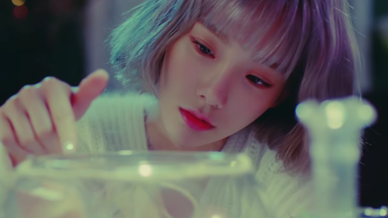 Girls Generations Taeyeon Is prepared to Make Her Solo Comeback With Rain MV Teaser