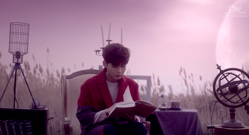Super Juniors Ryeowook Speaks With The Little Prince in Solo Debut Music Video