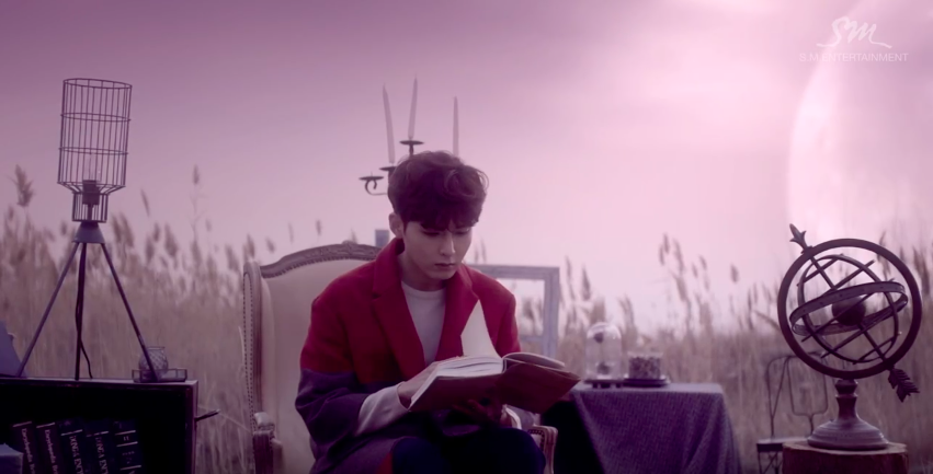 ryeowook the little prince mv