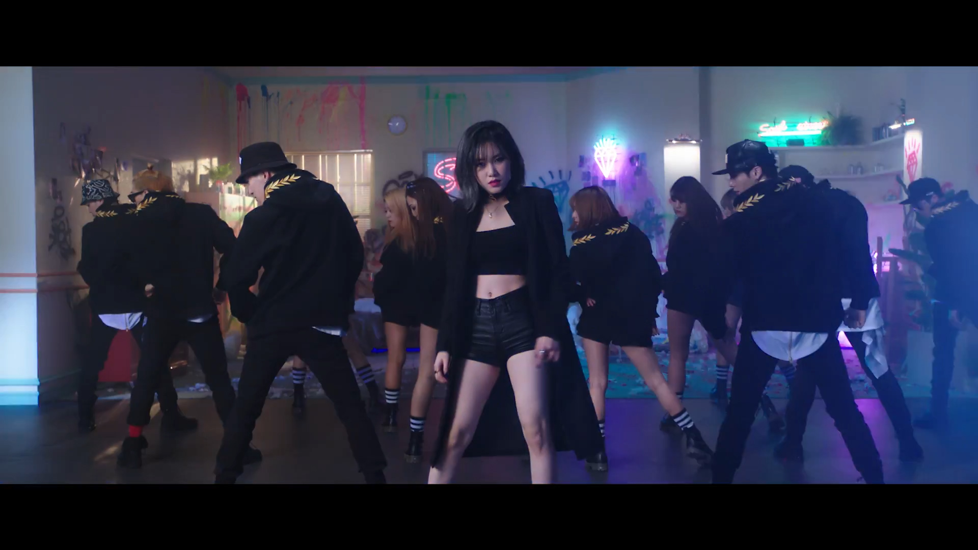 Yezi, unpretty rap star, k-pop, korean rapper