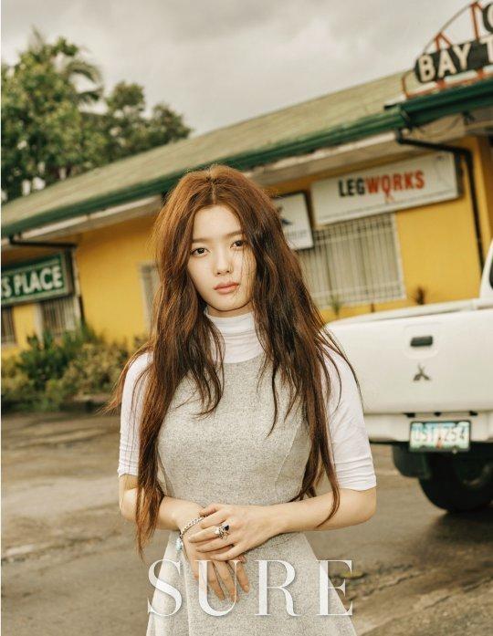 Image result for kim yoo jung elle