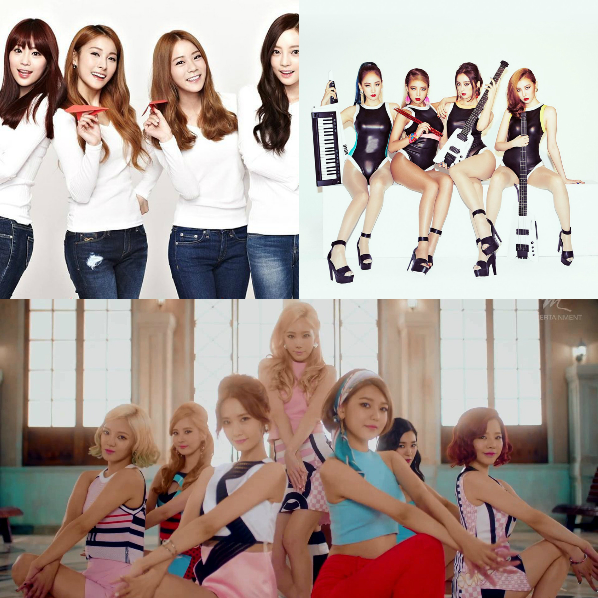KARA_Wondergirls_Girls Generation