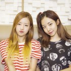 """A Pink's Namjoo and Bomi in Talks to Become """"Tasty Road 2″ MCs"""