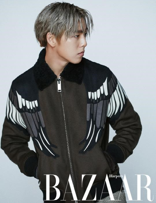 Lee Hyun Woo Smells Like Teen Spirit In Harper S Bazaar