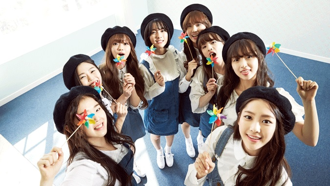 Oh My Girl Preparing for March Comeback