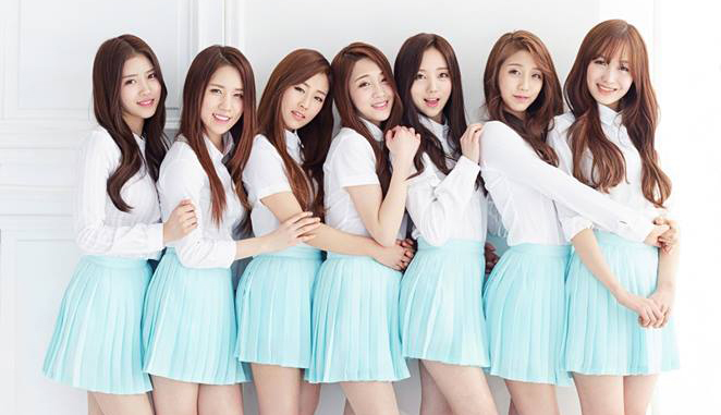 Lovelyz Preparing to Connect April Comeback Rush