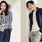 Yoo Ah In and Krystal Are the New Models for Giordano