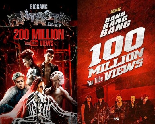 BIGBANG Sets One more Record for South Korean Boy Groups
