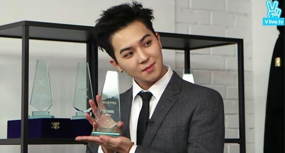 winner exit awards 2