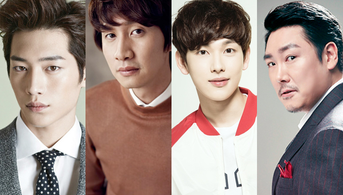 "Seo Kang Joon, Lee Kwang Soo, Im Siwan, and Jo Jin Woong in Talks for ""Entourage"" Remake"