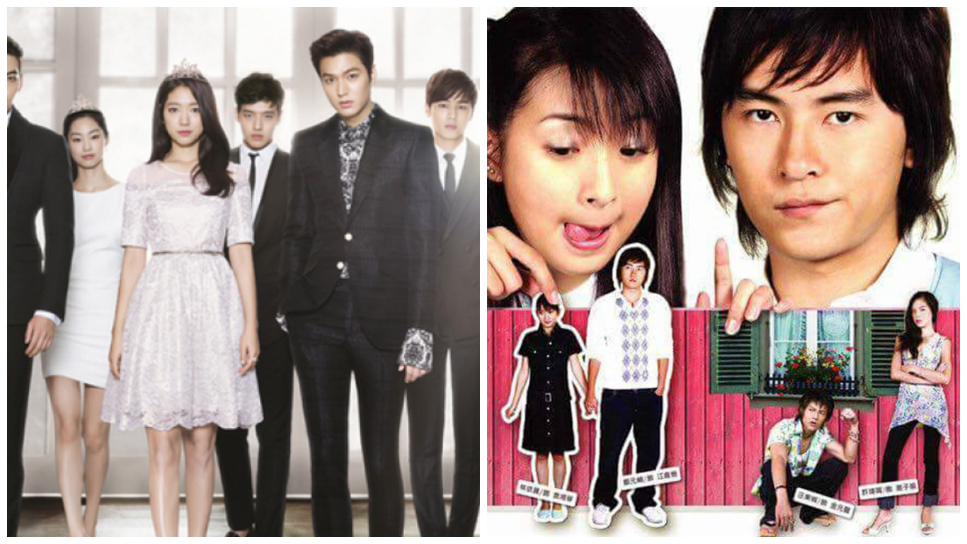 Heirs/It Started With A Kiss