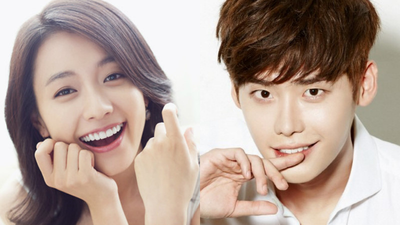 Han Hyo Joo and Lee Jong Suk Are Reveiwing New MBC Drama