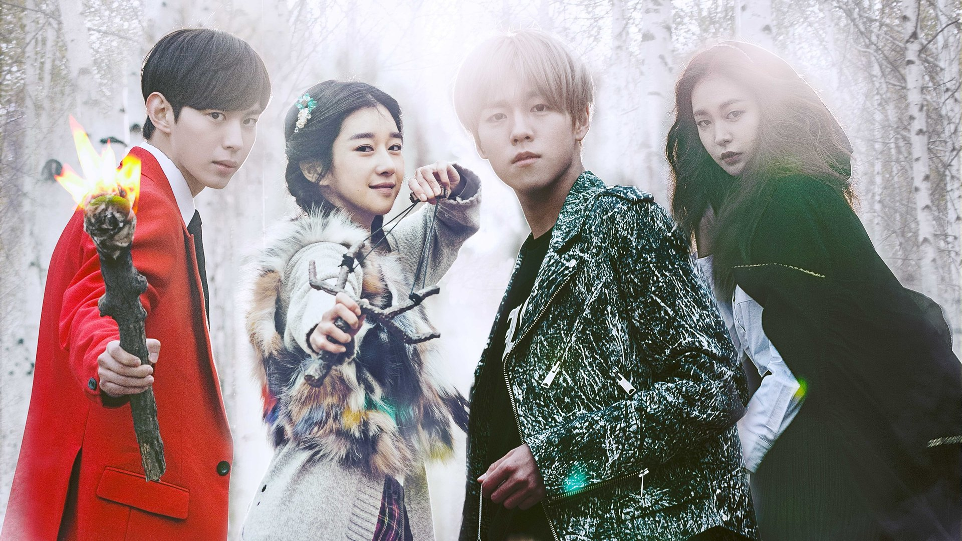 "6 Reasons You Should Watch ""Moorim School"" Right Now"