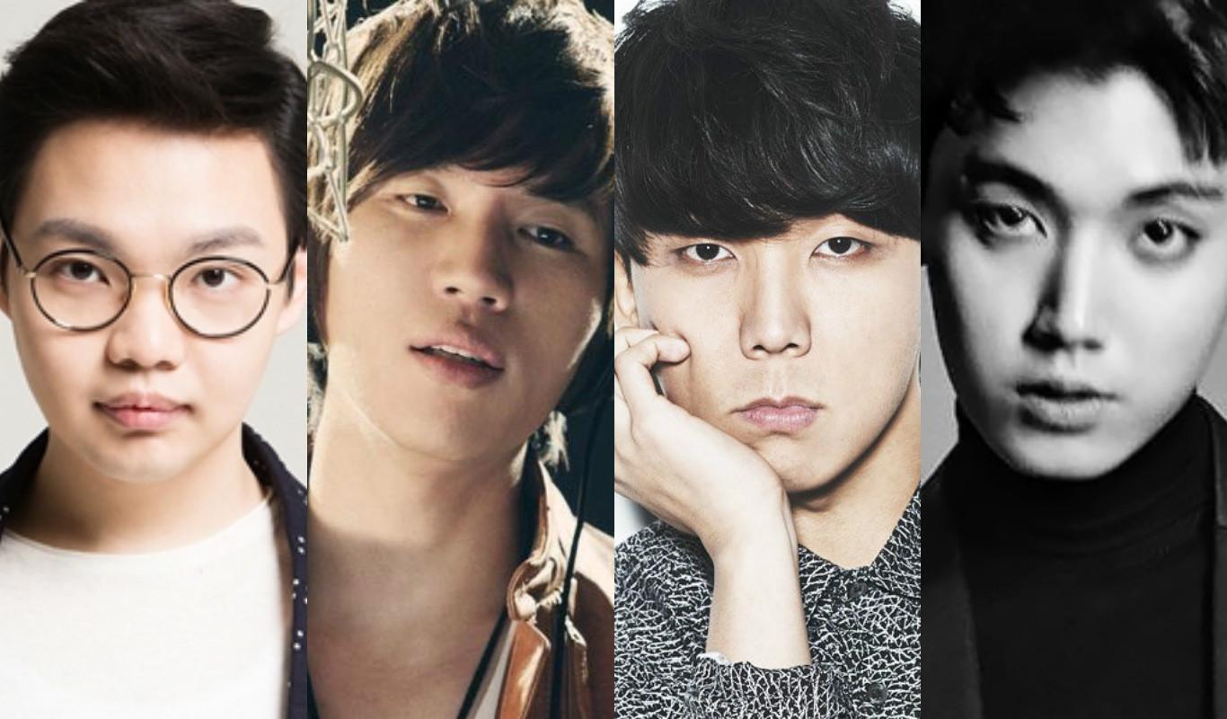 Jooyoung K.Will Junggigo Brother Su